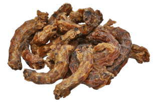 Dried Chicken Necks/Natural dog treats