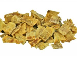 Fish for dogs, locally caught and dehydrated to make a healthy dog treat for all dogs