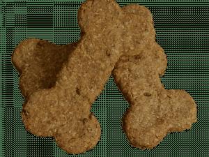 Homemade Jumbo Size Tuna Dog Biscuits