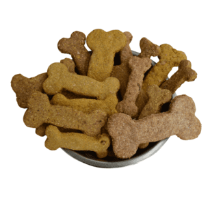 Home-Made Gourmet Dog Biscuits